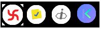 Samco Brand icons