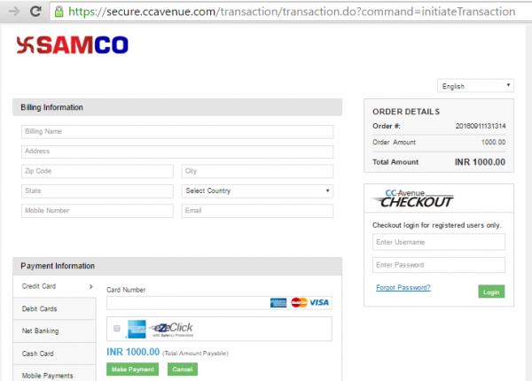 CashPlus Subscriptions via Payment Gateway