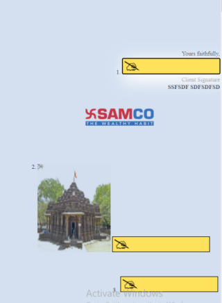 samco-account-esign-application-fields