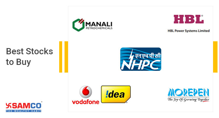 List of Best Penny Stocks to Buy now in India