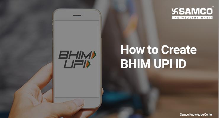 How to Create BHIM UPI id