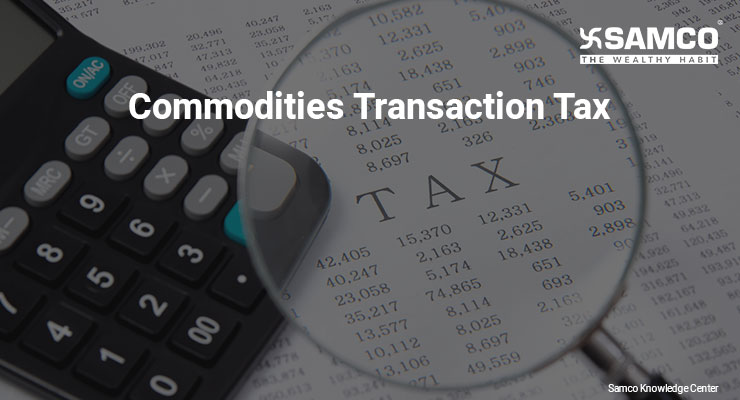 Commodities Transaction Tax