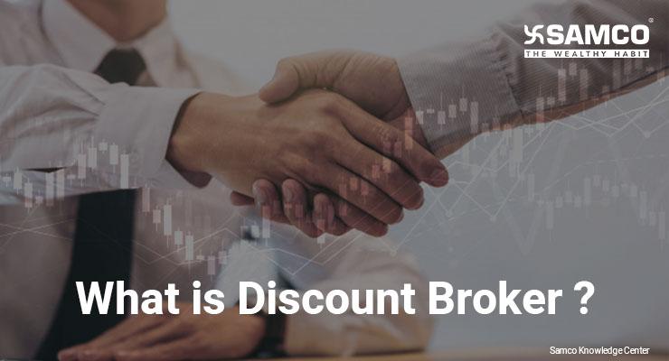 what is discount broker