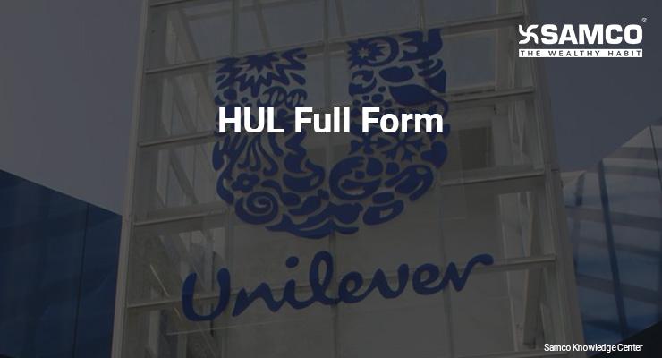 HUL Full Form