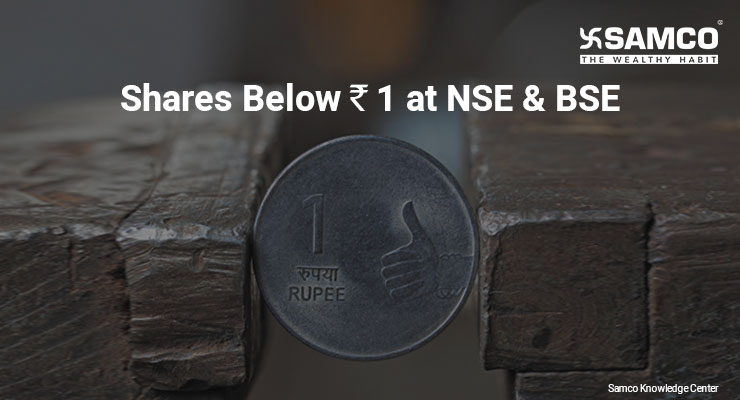 Shares Below Rs 1 Traded On Nse Bse In India Penny Stocks