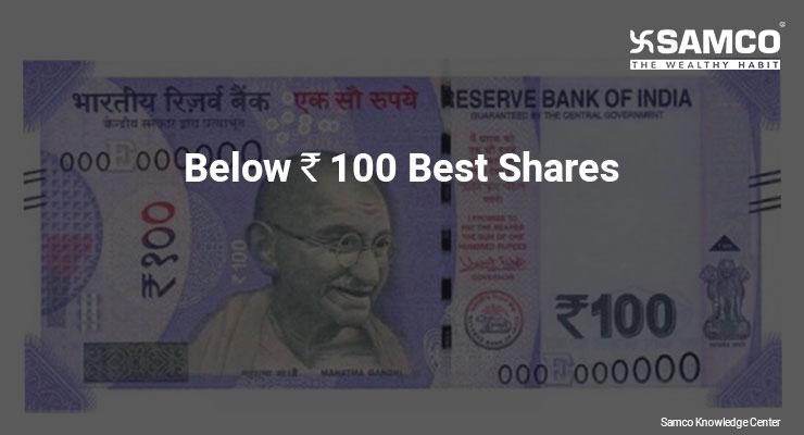 below 100 rs best shares