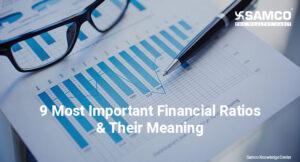 Most Important Financial Ratios