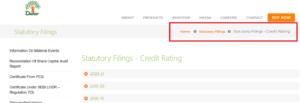 Credit Rating - Dabur India