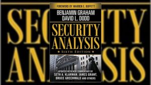 Security Analysis by Benjamin Graham and David Dodd